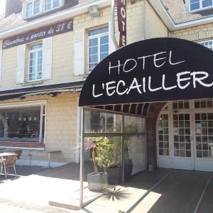 Hotel Pictures: L'Ecailler, Ouistreham