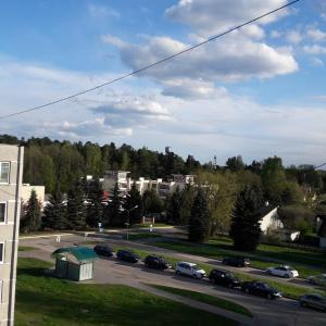 Hotel Pictures: Apartment on Tolstogo 15, Porech'ye