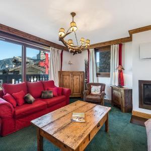 Hotel Pictures: Appartement Bachal 1A, Courchevel