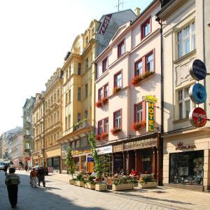 Fotografie hotelů: Hotel Kavalerie, Karlovy Vary