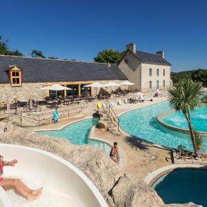 Hotel Pictures: Domaine de l'Orangerie de Lanniron, Quimper