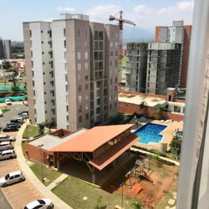 ホテル写真: Apartamento Amoblado Valle del Lili, カリ