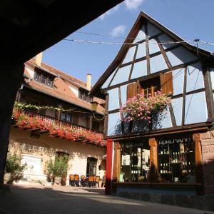 Hotel Pictures: Chambres d'hôtes Ruhlmann, Dambach-la-Ville