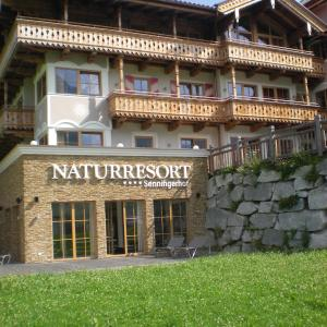 Fotografie hotelů: Naturresort Senningerhof, Bramberg am Wildkogel