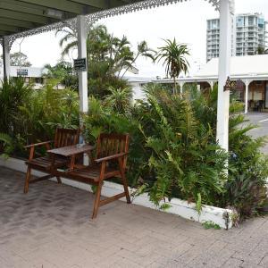 ホテル写真: Maroochydore Beach Motel, マルーチードール