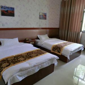Hotel Pictures: Dun Huang Ai Shang Jia Ke Zhan, Dunhuang
