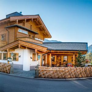 Hotelbilleder: Klampfererhof, Viehhofen