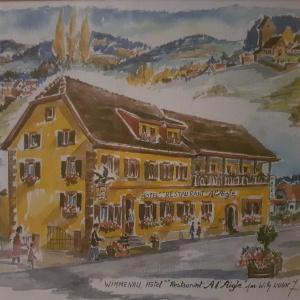 Hotel Pictures: Hotel Restaurant A l'Aigle, Wimmenau