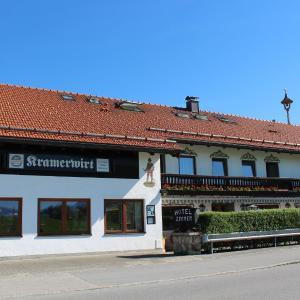 Hotelbilleder: Hotel-Gasthof Kramerwirt, Irschenberg