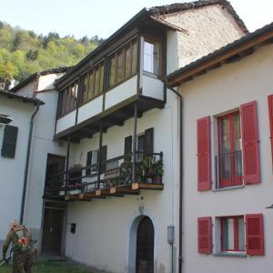 Hotel Pictures: Appartamento Favera, San Vittore