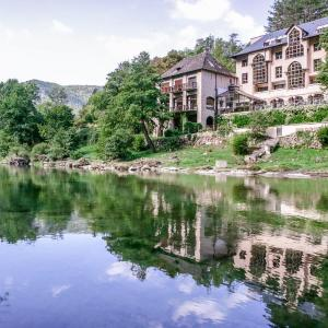 Hotel Pictures: Hôtel de la Muse et du Rozier, Mostuéjouls