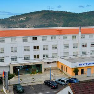 Hotel Pictures: Hotel Urban Monte Blanco ByEurotels, Cabana de Bergantiños