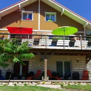 Hotel Pictures: L'Eden de Floridylle, Xonrupt-Longemer