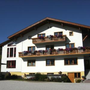 Фотографии отеля: Haus Alpina, Берванг