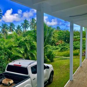Hotelbilleder: Natura Turoa Bungalow, Arorangi
