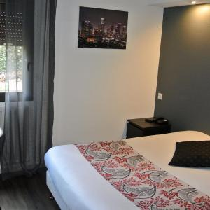 Hotel Pictures: Inter-Hôtel Castel Burgond - Dijon, Dijon
