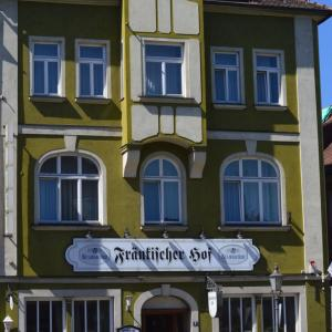 Hotelbilleder: Hotel Frankischer Hof, Kitzingen