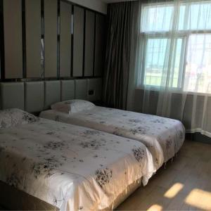 Hotel Pictures: Qing Mu Hotel Maanshan Hanshan county, Jiulian