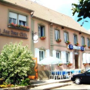 Hotel Pictures: Aux Deux Clefs, Petersbach