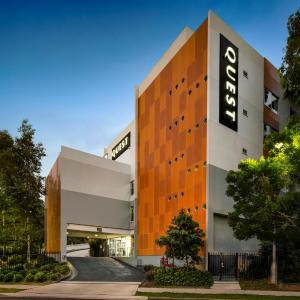 Fotografie hotelů: Quest Campbelltown Serviced Apartments, Campbelltown