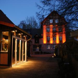 Hotelbilleder: Wassermühle Heiligenthal, Heiligenthal