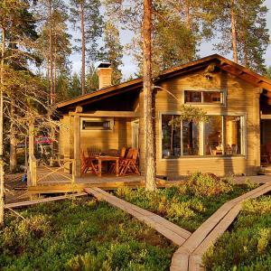 Hotel Pictures: Ferienhaus Saimaa Seenplatte 079S, Viinamäki