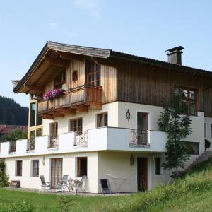 Hotellikuvia: Ferienwohnung, Oberau