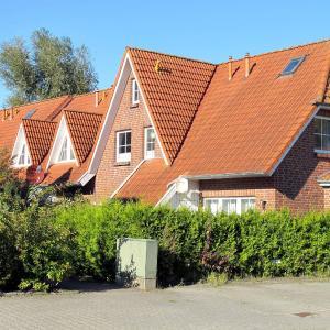 Hotel Pictures: Deichblick o. Friesenhaus 125S, Hooksiel