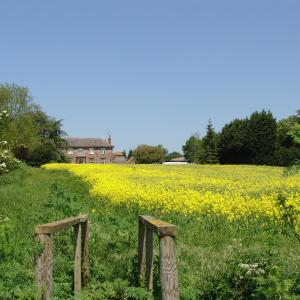 Hotel Pictures: Zouch Farm Bed & Breakfast, Culham
