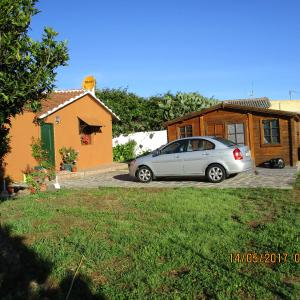 Hotel Pictures: Casa Rural Cho Agustin, Erjos-El Tanque