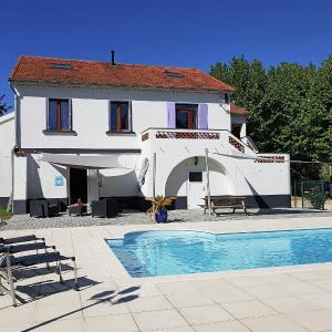 Hotel Pictures: Villa Suus, Saint-Hilaire-de-Brethmas