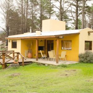 Φωτογραφίες: Cabañas Agalma, Villa Yacanto