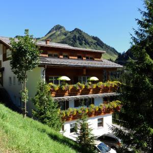 Фотографии отеля: Hotel Sonnalpen, Дамульс