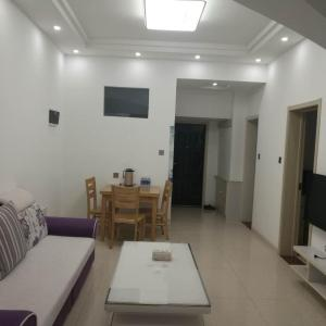 Hotel Pictures: Yangma Island Yixian See-view Apartment, Yantai