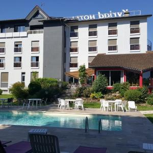 Hotel Pictures: Kyriad Bourg En Bresse, Bourg-en-Bresse