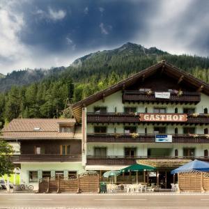 Fotos do Hotel: Gasthof Spullersee, Wald am Arlberg