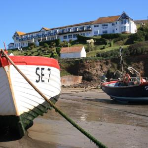 Hotel Pictures: The Cottage Hotel, Hope-Cove