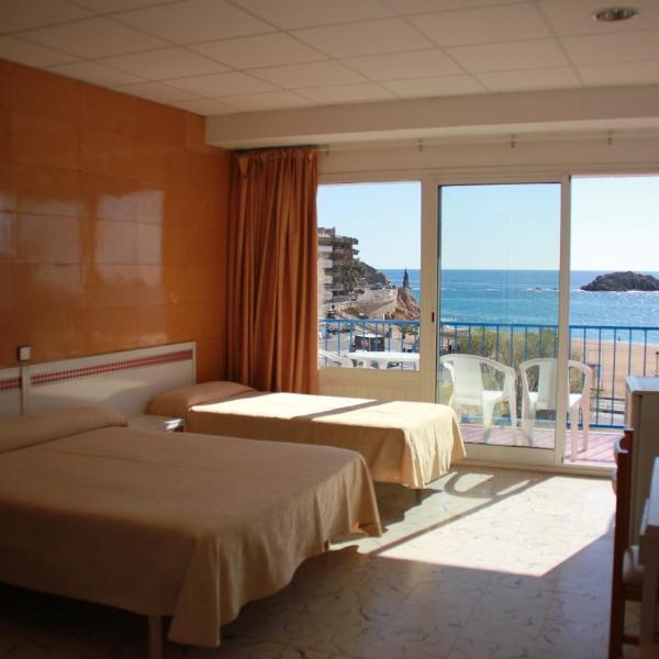 Hotel Rovira Tossa De Mar Voir Loffre Evaluation 355