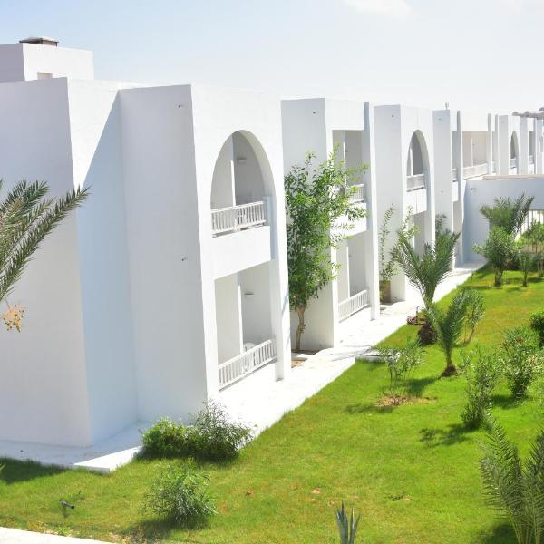 checkin bakour beach джерба тунис