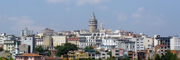 Galata Tower, Istambul