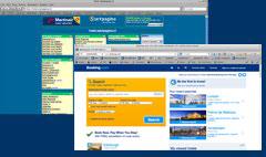 Booking.com branded HTML link