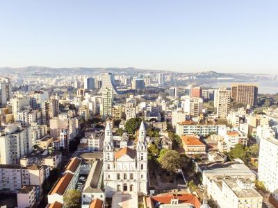 Hotéis nesta cidade: Porto Alegre, Brasil