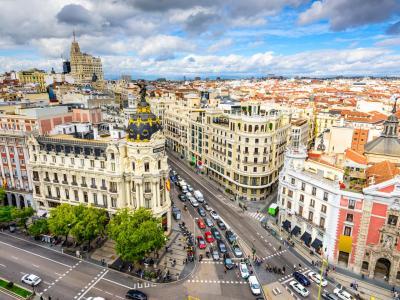 Hoteles en Madrid, España
