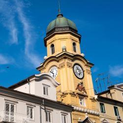 Rijeka 1205 khách sạn