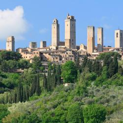 San Gimignano 372 hotéis