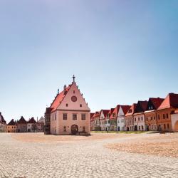 Bardejov 26 khách sạn