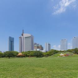 Chiba 67 hotéis