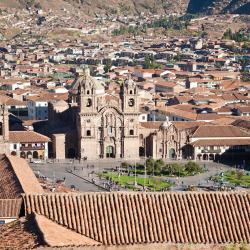 Cusco 1966 hotéis