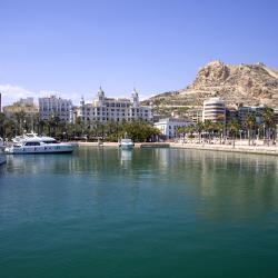 Alicante 1880 hotéis