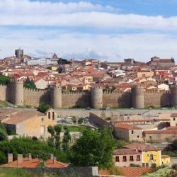 Ávila 117 khách sạn
